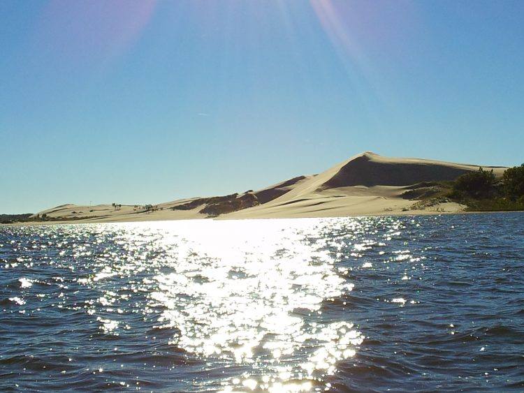 The Silver Lake Dunes