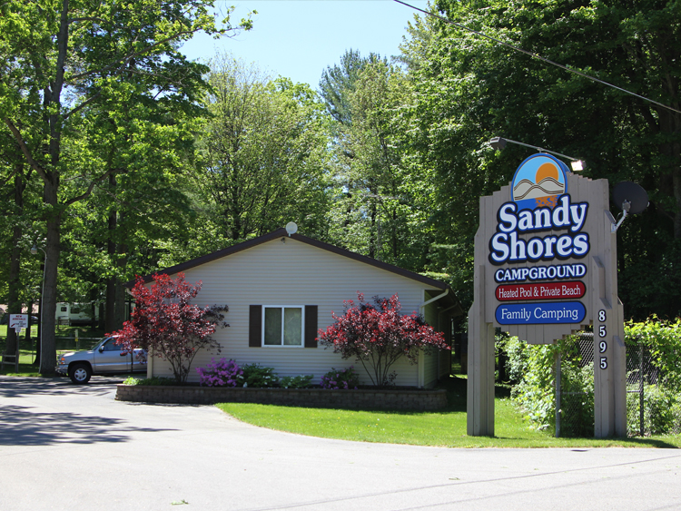 Welcome to Sandy Shores Campground!